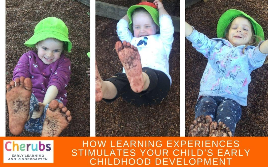 How Learning Experiences Stimulates Your Child's Early Childhood Development
